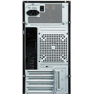 Chieftec Mesh XT-01B-350S8 Mini Tower 350 Watt schwarz