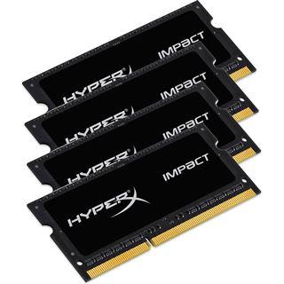 16GB HyperX Impact DDR4-2400 SO-DIMM CL15 Quad Kit