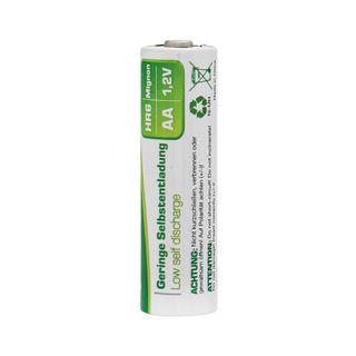 InLine HR6 Nickel-Metall-Hydrid AA Mignon Akku 2350 mAh 4er Pack