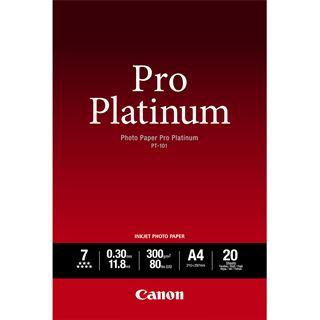 Canon Papier PhotoProPlatinum A2