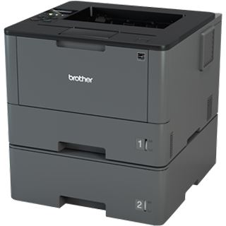Brother HL-L5100DNT S/W Laser Drucken LAN / USB 2.0