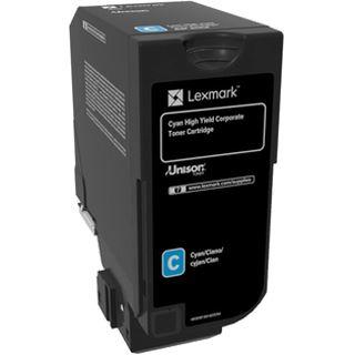 Lexmark CX725 cyan