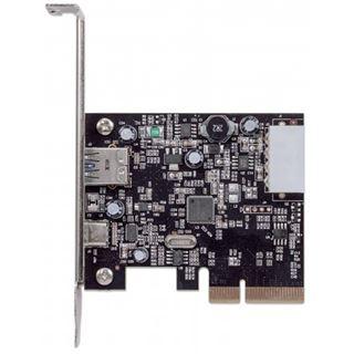 Manhattan Express 2 Port PCIe x4 retail