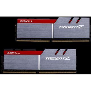 32GB G.Skill Trident Z silber/rot DDR4-3400 DIMM CL16 Dual Kit