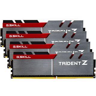 16GB G.Skill Trident Z DDR4-3466 DIMM CL16 Quad Kit