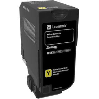 Lexmark Corporate 74C20YE gelb