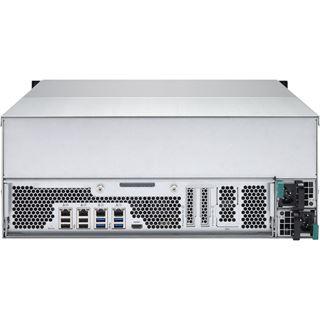 QNAP Turbo Station TS-EC2480U-E3-4GE-R2 ohne Festplatten