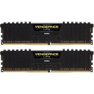 8GB Corsair Vengeance LPX schwarz DDR4-4133 DIMM CL19 Dual Kit