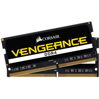 32GB Corsair Vengeance DDR4-2666 SO-DIMM CL18 Dual Kit