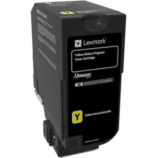 Lexmark 74C20Y0 CS720 gelb