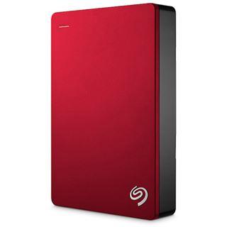 "4000GB Seagate Backup Plus Portable Drive STDR4000902 2.5"" (6.4cm) USB 3.0 rot"