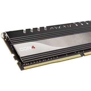 16GB Avexir Core Series white LED DDR4-2400 DIMM CL16 Dual Kit