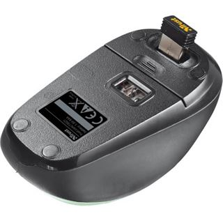Trust Yvi Blumenmuster USB bunt (kabellos)