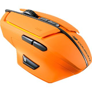 Cougar 600M Gaming Maus USB orange (kabelgebunden)
