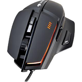 Cougar 600M Gaming USB schwarz (kabelgebunden)