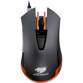 Cougar 550M Optical Gaming USB schwarz/orange (kabelgebunden)