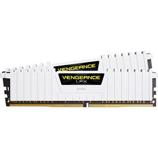 32GB Corsair Vengeance LPX weiß DDR4-3000 DIMM CL15 Dual Kit