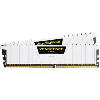 32GB Corsair Vengeance LPX weiß DDR4-3200 DIMM CL16 Dual Kit