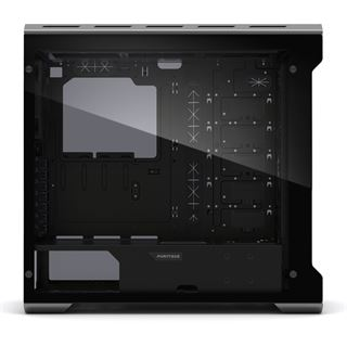 Phanteks Enthoo Evolv ATX anthrazit mit Sichtfenster Tempered Glass Midi Tower ohne Netzteil anthrazit