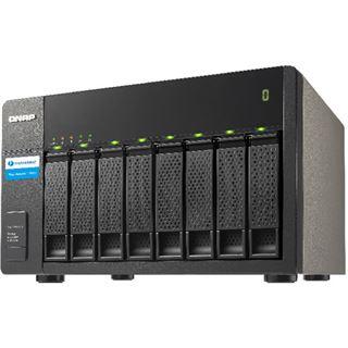 QNAP TX-800P Erweiterungseinheit ohne Festplatten