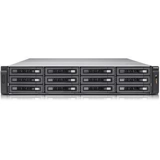 QNAP Turbo Station TS-EC1280U-I3-4GE-R2 ohne Festplatten