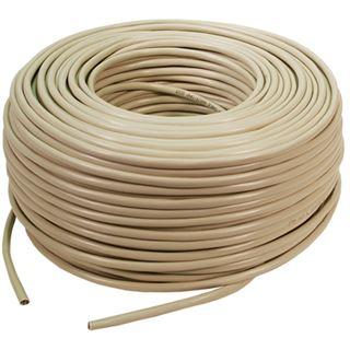 (€0,22*/1m) 100.00m LogiLink Cat. 5e Patchkabel SF/UTP Grau