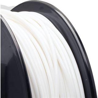 Voltivo ExcelFil 3D Druck Filament, ABS, 3mm - weiß