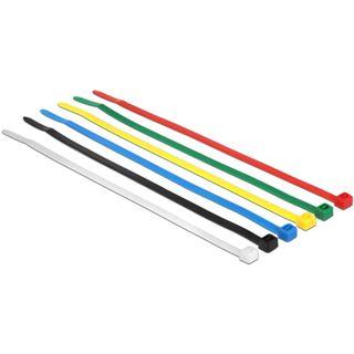 DeLOCK farbig L200 x B3,6 mm 100 Stück