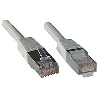 (€1,58*/1m) 5.00m Lindy Cat. 5e Patchkabel FTP RJ45 Stecker auf RJ45 Stecker Grau