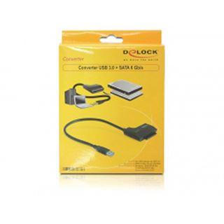 Delock Converter USB 3.0 ext auf SATA 22-Pin SATA 6 Gb/s