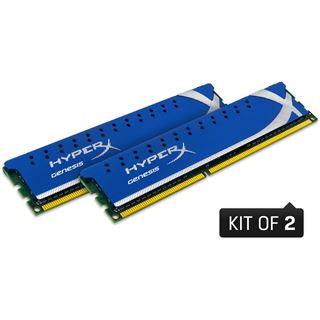 2GB Kingston HyperX DDR2-800 DIMM CL5 Dual Kit