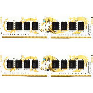 32GB GeIL GWB432GB2400C16DC blaue LED DDR4-2400 DIMM CL16 Dual Kit