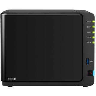 Synology DiskStation DS916+ 2G ohne Festplatten