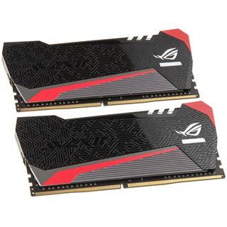 16GB Avexir Red Tesla ROG DDR4-2666 DIMM CL15 Dual Kit