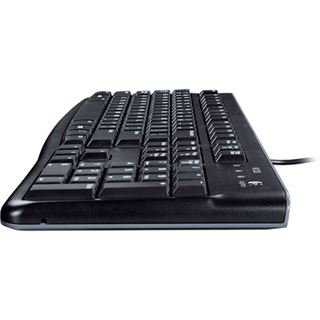 Logitech Desktop MK120 [DE] schwarz