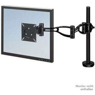 Fellowes GmbH TFT/LCD-Monitorarm Einzeln Professional, schwarz