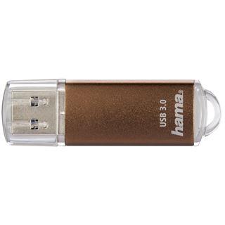 16 GB Hama Laeta braun USB 3.0