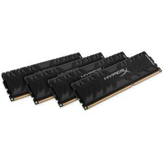 32GB HyperX Predator DDR3-2400 DIMM CL11 Quad Kit