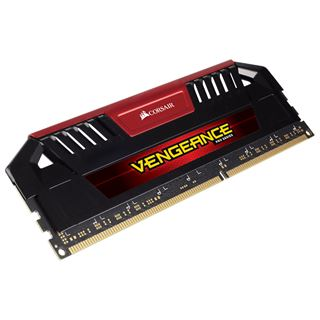32GB Corsair Vengeance Pro rot DDR3L-1600 DIMM CL9 Quad Kit