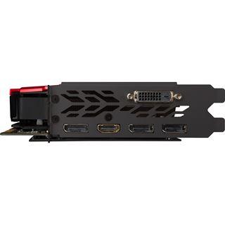 8GB MSI GeForce GTX 1070 GAMING X 8G Aktiv PCIe 3.0 x16 (Retail)