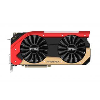 8GB Gainward GeForce GTX 1080 Phoenix Goes Like Hell Aktiv PCIe 3.0 x16 (Retail)