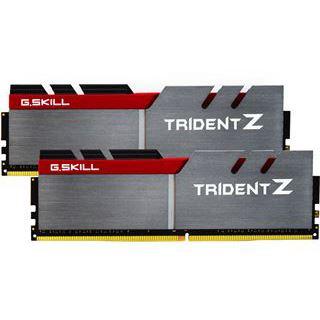 32GB G.Skill Trident Z silber/rot DDR4-3333 DIMM CL16 Dual Kit