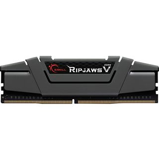 16GB G.Skill RipJaws V dunkelgrau DDR4-2800 DIMM CL16 Dual Kit