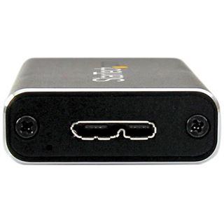 Startech SM21BMU31C3 M2. 2280 USB 3.1 schwarz