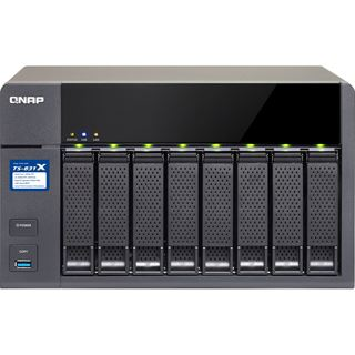QNAP Turbo Station TS-831X-16G ohne Festplatten