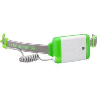 Zweibrüder LED LENSER Kopflampe NEO grün