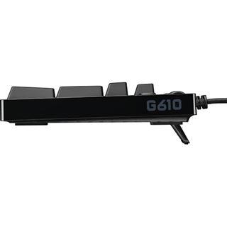 Logitech G610 Orion Brown CHERRY MX Brown USB Deutsch schwarz (kabelgebunden)