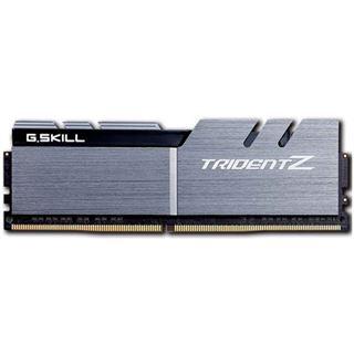 16GB G.Skill Trident Z silber/schwarz DDR4-3200 DIMM CL16 Dual Kit