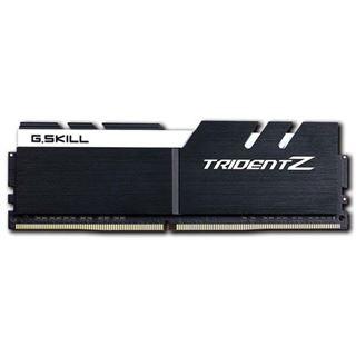 16GB G.Skill Trident Z schwarz/weiß DDR4-3200 DIMM CL15 Dual Kit