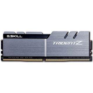 16GB G.Skill Trident Z silber/schwarz DDR4-3200 DIMM CL15 Dual Kit